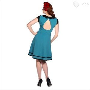 Banned Teal dress